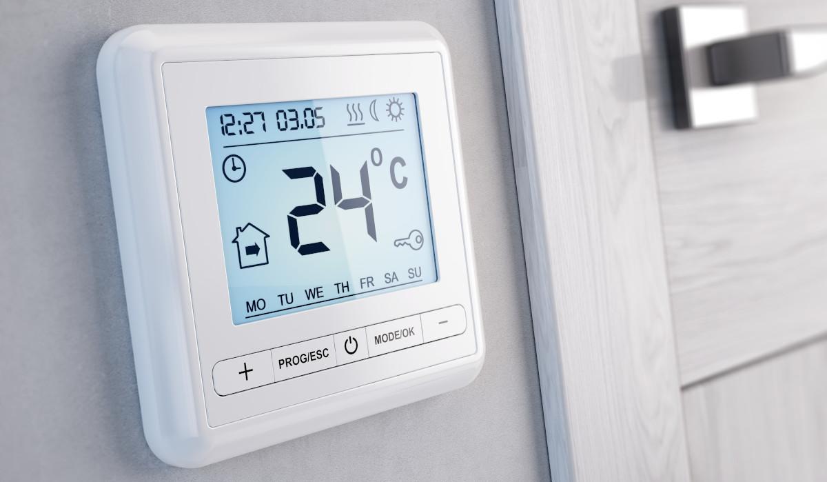 Cronotermostati e termostati